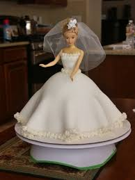 Bride Cake 186 Best Wedding Dress Cakes Images On Pinterest Doll Cakes