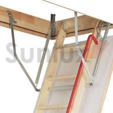 folding loft ladder ebay