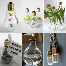 diy projects with light bulbs 25 creative craft ideas