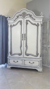 vintage french country shabby chic armoire wardrobe tv soapp culture