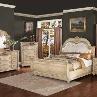 Curved Upholstered Headboard by Furniture Luxury Cream Upholstered King Size Bed With Curved