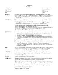 Plain Resume Template Plain Text Resume Ithacaforward Org