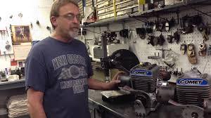 the yamaha kt 100 kart engine youtube