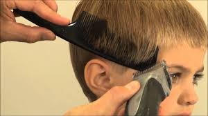 youtube young boys getting haircuts boy s haircut how to cut a traditional side part boy s haircut