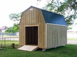 Barn Plans by 12x16 Barn Gambrel Shed 2 Shed Plans Stout Sheds Llc Youtube