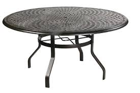60 Inch Patio Table Unique 60 Patio Table For Sling 7 Cast Aluminum Dining Set