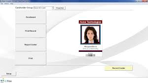 card software id flow free id card software