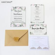 Shop Invitation Card Wedding Invitations Set Promotion Shop For Promotional Wedding