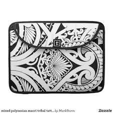 maori sleeve mixed polynesian maori tribal tattoo coconut leaf sleeve for
