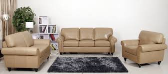 Brown Leather Loveseat Dark Gray Tufted Leather Loveseat With Rectangle Black Polished