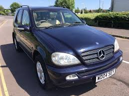 used mercedes benz m class cars for sale in exeter devon motors