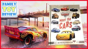 cars 3 toys meet cars book preview disney cars 3