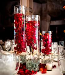 gorgeous glass vase christmas centerpiece pictures photos and