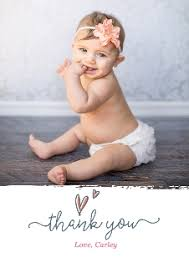 baby thank you cards baby shower thank you cards thank you cards snapfish