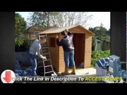 useful info on how to build a shed from scratch yourself youtube