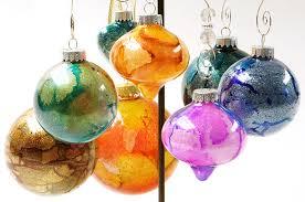 15 diy ornaments the glue string