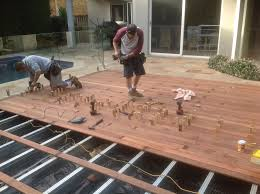 Deck Roof Ideas Home Decorating - pool deck designs and options diy building patio design ground