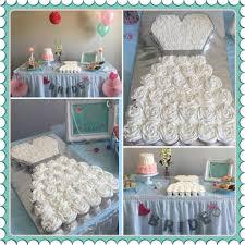 Kitchen Tea Cake Ideas by Bridal Shower Cake Cupcake Pull Apart Wedding Dress My Cakes