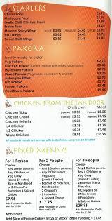 balbir s restaurant menu menu curry pot menu menu for curry pot end glasgow zomato uk