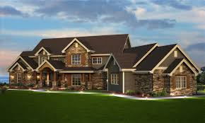Single Story House Plans With 2 Master Suites 5 Bedroom House Plans Big House Plans For Large Families