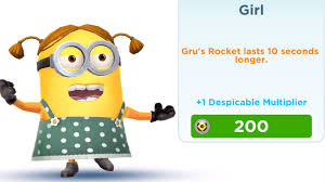 despicable me minion rush costume character review youtube