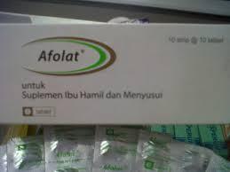Obat Folac ini hebatnya manfaat asam folat untuk promil anda