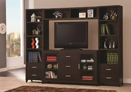 Tv Console Brown Wood Tv Stand Steal A Sofa Furniture Outlet Los Angeles Ca
