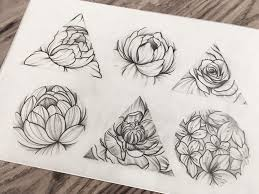 flower design tattoo tattoo pinterest flower design tattoos
