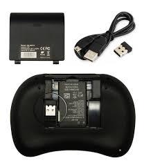 Xbmc Wohnzimmer Pc Rii I8 2 4ghz Wireless Kabellose Mini Tastatur Amazon De