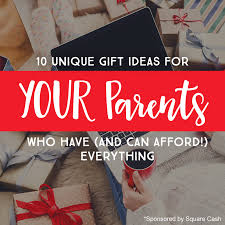 gifts for elderly grandparents 10 unique gift ideas for your parents who and can afford
