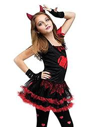 Amazon Boys Halloween Costumes Amazon Fun Kids Devil Diva Costume Toys U0026 Games