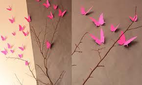 deco papillon chambre faire decoration papillon visuel 8