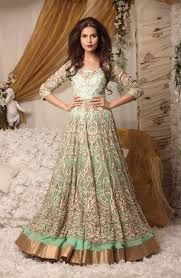 indian wedding dresses for mint green indian bridal wedding clothes