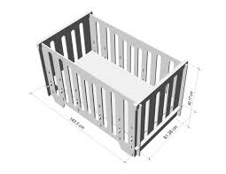Standard Size Crib Mattress Dimensions by Noni Full Size Crib U2014 Noninoni Kids Baby Cribs No Tools