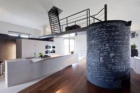 old water tower converted into a beautiful modern home
