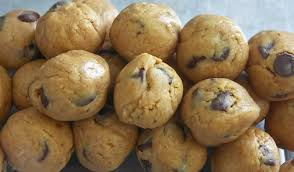 peanut butter balls foodie with family