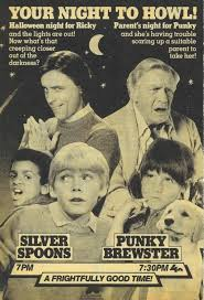 Vintage Halloween Ads Tv Guide Halloween Promo For Silver Spoons And Punky Brewster