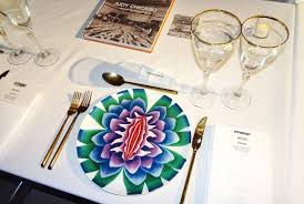 judy chicago dinner table judy chicago s dinner party at city point bklyn brooklyn purple diary