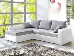 sofa grau weiãÿ schlafsofa grau weiß möbelideen