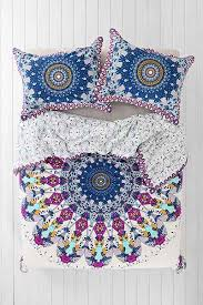 magical thinking luna medallion duvet cover magical thinking