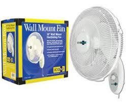 ecoplus wall mount fan lakewood fans ecoplus wall fan 16 in
