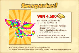 thanksgiving sweepstakes