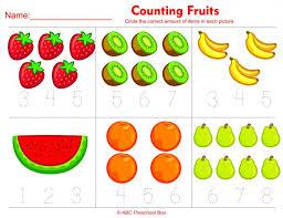 preschool math worksheet workshee koogra