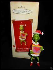 lenox grinch ornament a grinchy change of ebay