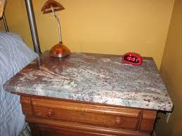 granite top end tables paramount granite blog make a statement with a granite furniture top