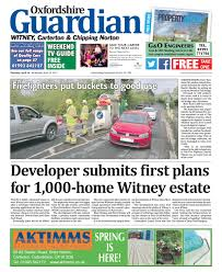 20 april 2017 oxfordshire guardian witney by taylor newspapers issuu