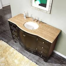 48 Inch Bathroom Vanities With Tops Extraordinary 48 Inch Bathroom Vanity With Top And Sink Verambelles