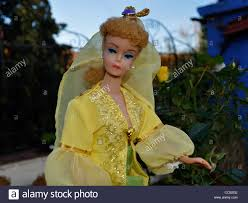 Ottoman Harem by Vintage 1963 Blond Ponytail Barbie Doll In Ottoman Turkey Harem