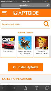aptoide apk ios aptoide ios guide for iphone and devices