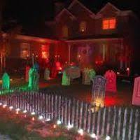 halloween decorations outdoor lighting divascuisine com